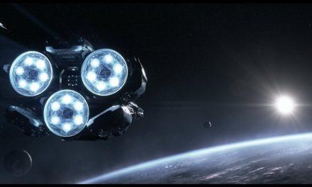 The Leap A short sci-fi film
