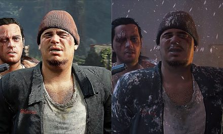 Days Gone – Day vs Night Snow/Rain Weather Dynamic Events Graphics Comparison (PS4 2018)