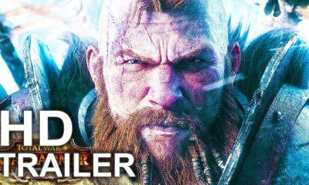 TOTAL WAR WARHAMMER Norsca Cinematic Trailer (2017)
