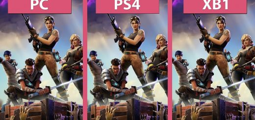 fortnite pc vs ps4 vs xbox one frame rate test graphics comparison early access - fortnite frame rate xbox