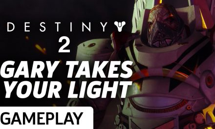 Destiny 2 Beta – Opening Cinematic: Gary Takes Your Light