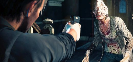 The Evil Within 2 - New 51 Minutes Gameplay Walkthrough Demo