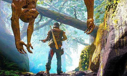 DAYS GONE – 25 Minutes of Gameplay Demo (PS4 2018)