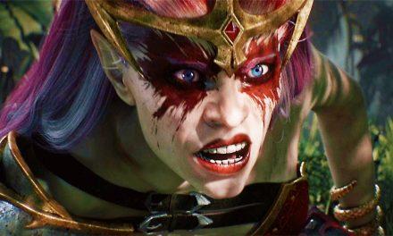 Total War: WARHAMMER 2 – Dark Elves Cinematic Trailer