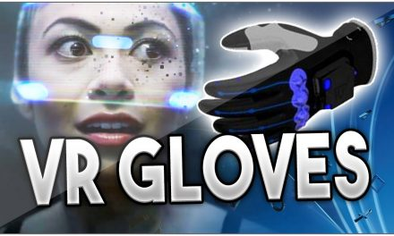►SONY VR GLOVES ! | Playstation Virtual Reality Information/Leak