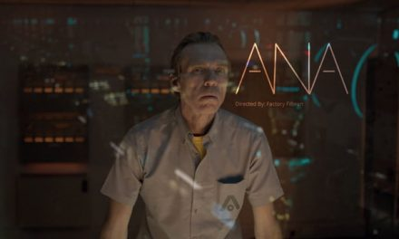 ANA-SciFi Short Film