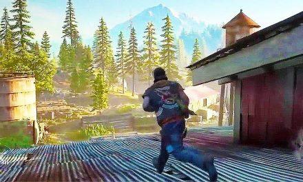 DAYS GONE 37 Minutes of Gameplay Demo (PS4 / PS4 PRO 2018) Developer Walkthrough