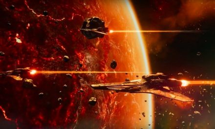 End Space Official Trailer
