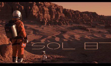 """Sol 87"" – Martian Sci Fi Thriller"