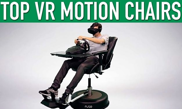 Top VR Motion Chairs Virtual Reality