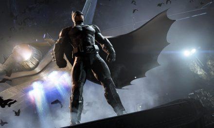 Batman Arkham Origins Opening Scene