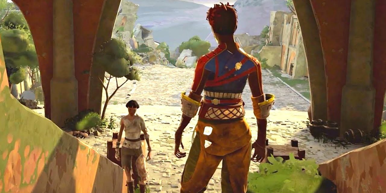 Absolver – Friends & Foes Trailer (Multiplayer Features)