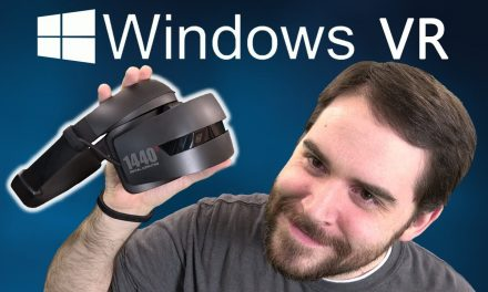"""VR's Future Contender? 