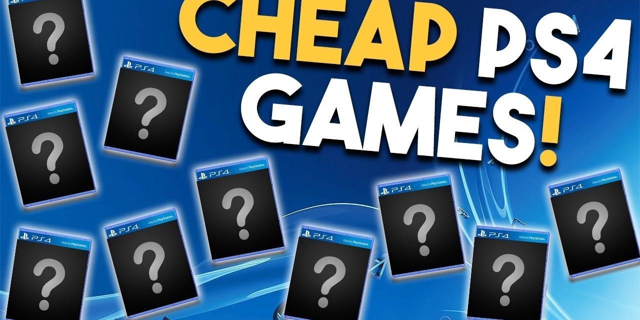 10 GREAT and SUPER CHEAP PS4 Games for Under $20