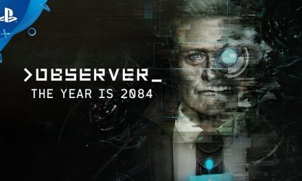 Observer – The Year is 2084 Trailer | PS4