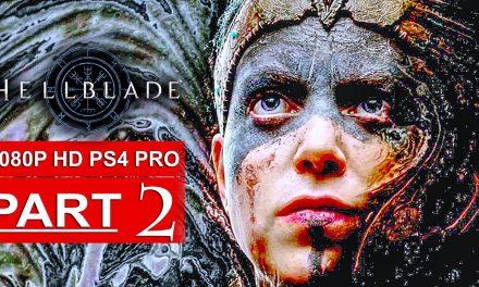HELLBLADE SENUA'S SACRIFICE Gameplay Walkthrough Part 2 [1080p HD PS4 PRO] – No Commentary