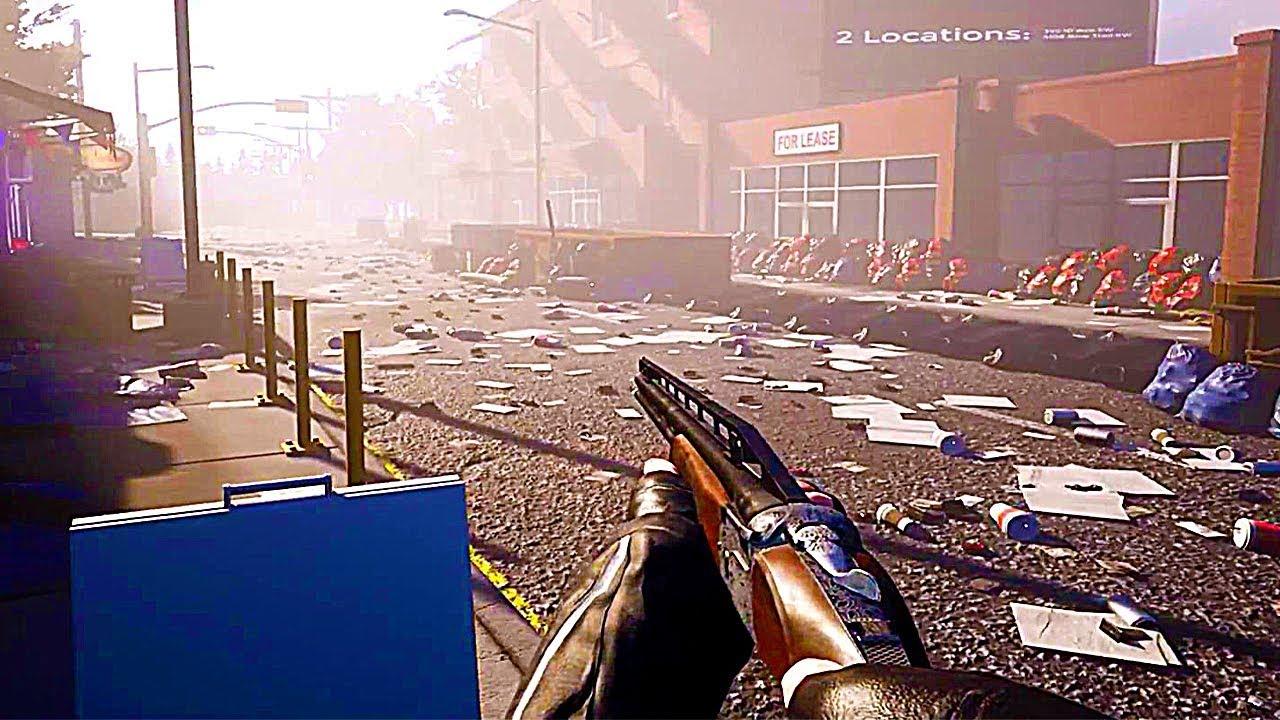 Dead Matter Official Gameplay Trailer New Open World