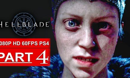 HELLBLADE SENUA'S SACRIFICE Gameplay Walkthrough Part 4 [1080p HD 60FPS PS4 PRO] – No Commentary