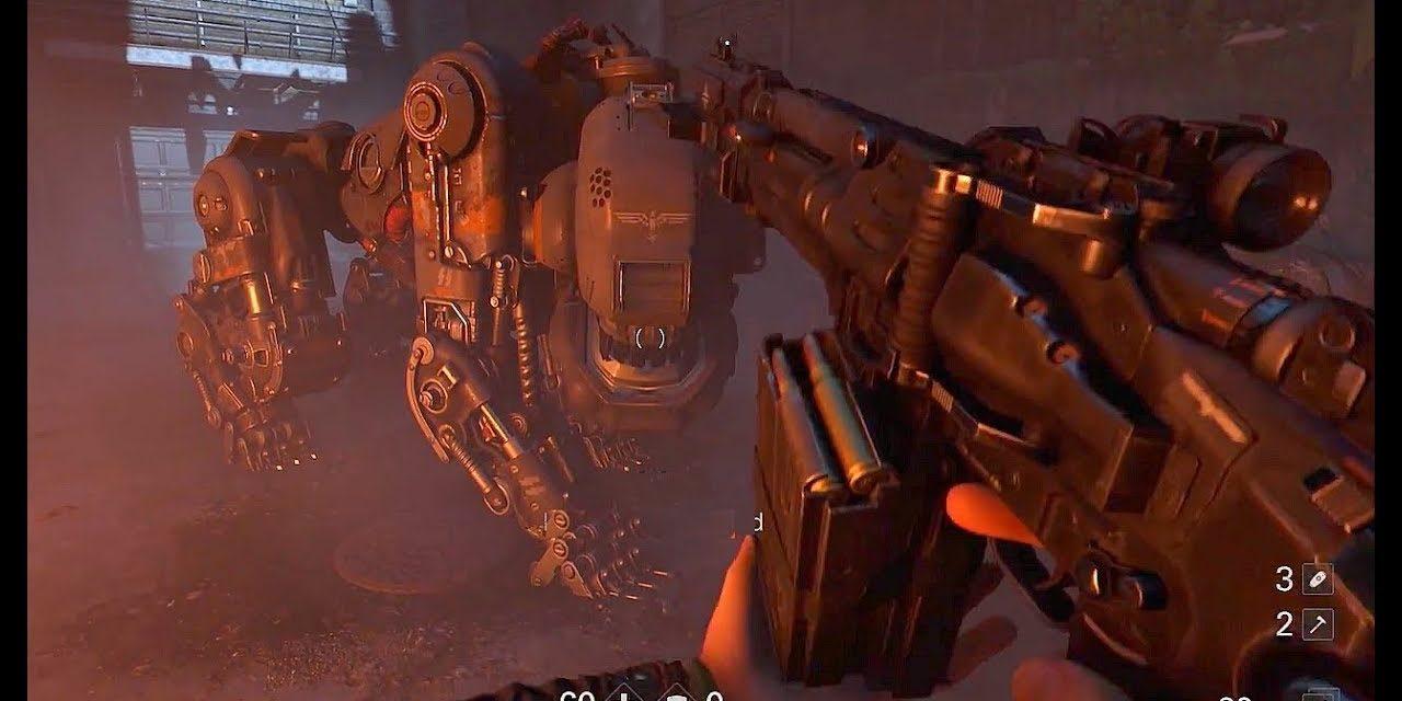 Wolfenstein 2: The New Colossus – 22 Minutes of NEW Gameplay Walkthrough