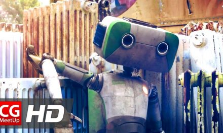 """CGI Animated Short Film """"Saccage Short Film"""" by Saccage Team"""