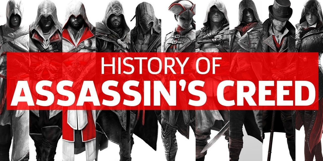 The History of Assassin's Creed