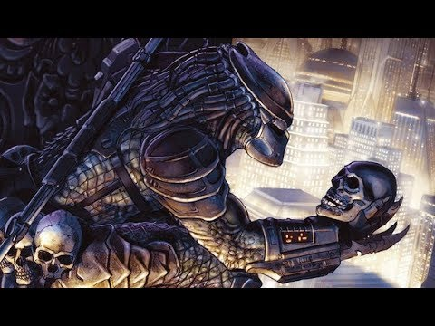 Predator Concrete Jungle Full Movie All Cut scenes
