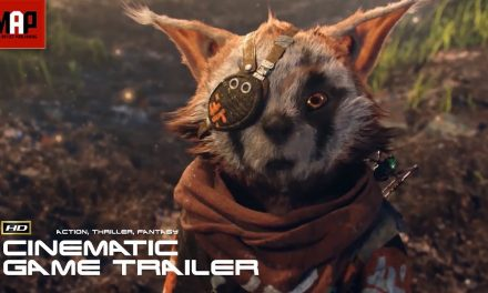 BIOMUTANT Cinematic Trailer – CGI 3D VFX Animation by THQ Nordic & X101