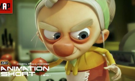 "CGI 3D Animated Short Film ""DEFECTIVE DETECTIVE"" Animation by Avner Geller, Stevie Lewis & Ringling"