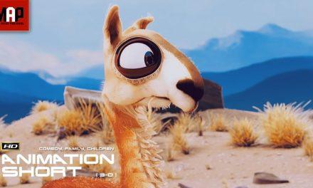 "CGI 3D Animated Short Film ""CAMINANDES 2 – GRAN DILLAMA"" Cute & Funny Animation by Blender Foundation"