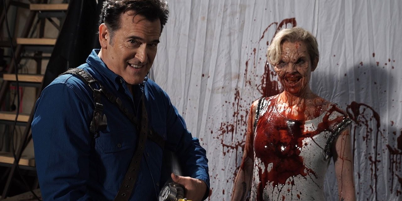 Watch an IGN Editor Get Turned Into an Evil Dead Deadite