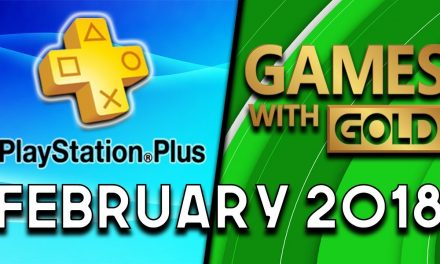 PlayStation Plus VS Xbox Games With Gold (February 2018)