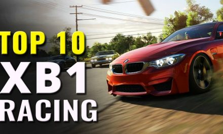 Top 10 Best Xbox One Racing Games
