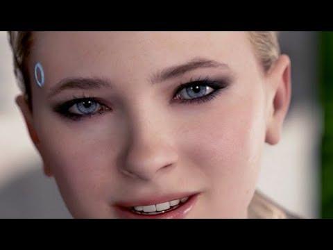 Detroit: Become Human Full Movie All Cutscenes #1
