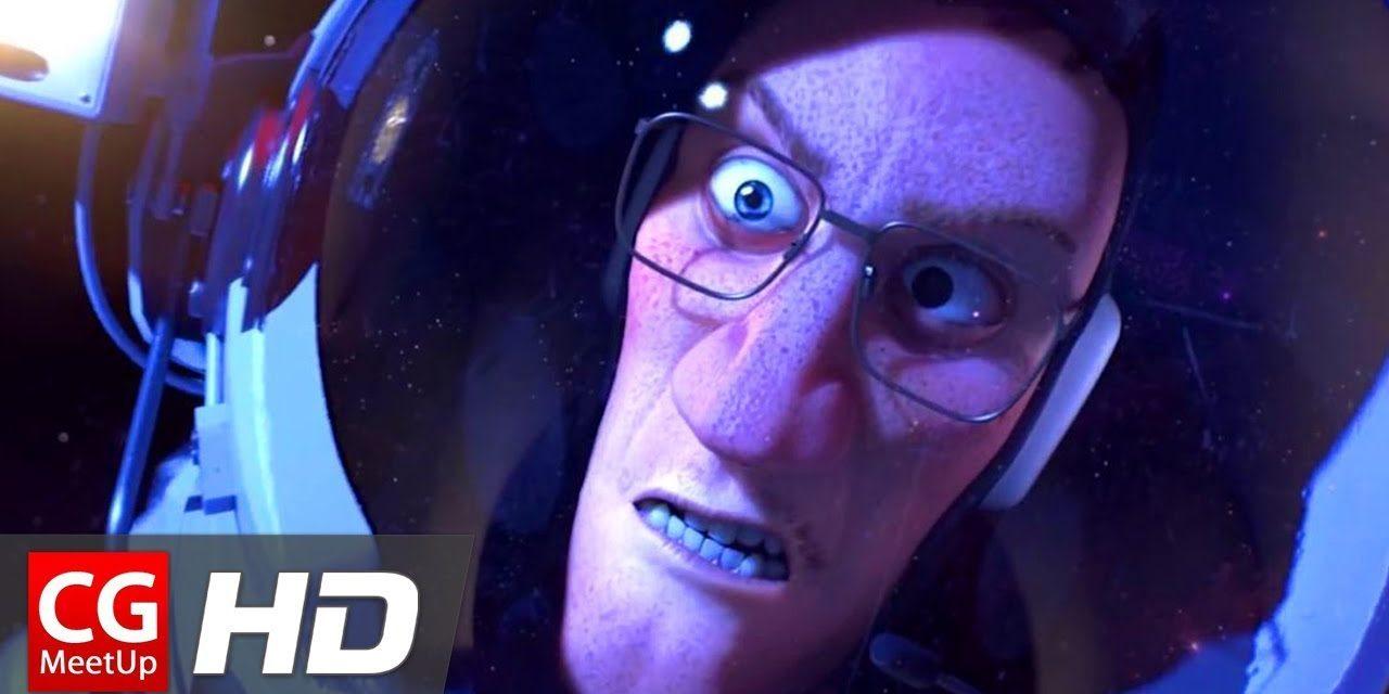 "CGI 3D Animated Short Film ""Asteria"" by ESMA | CGMeetup"