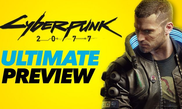 Cyberpunk 2077 Gameplay – The Ultimate Preview